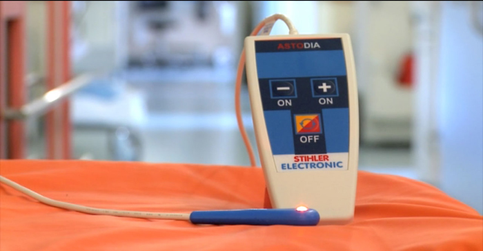 Astodia Vein Illuminator for Newborn and Premature Infants