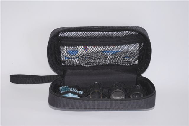 SpiroVision-3+ in carrying case
